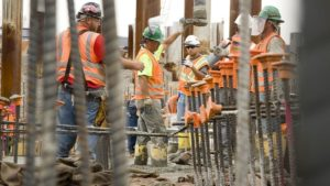 Construction work for people with a criminal conviction