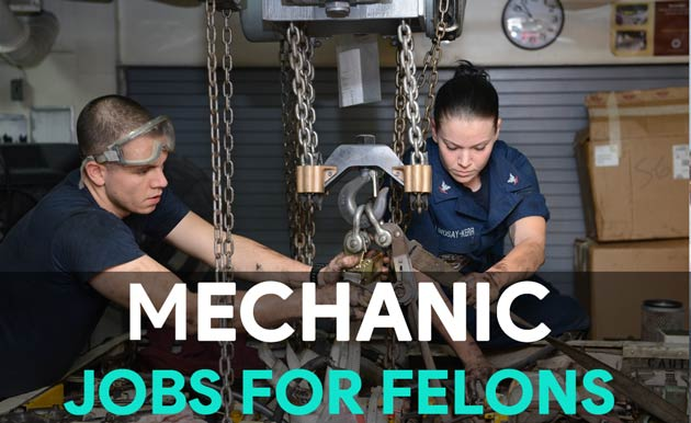 best jobs in mechanic industry