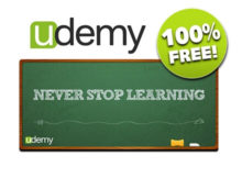 udemy free courses