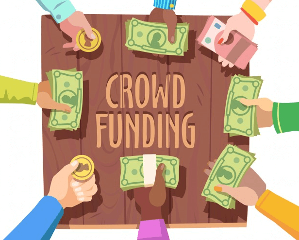 how  A felon can get crowdfunding for a business
