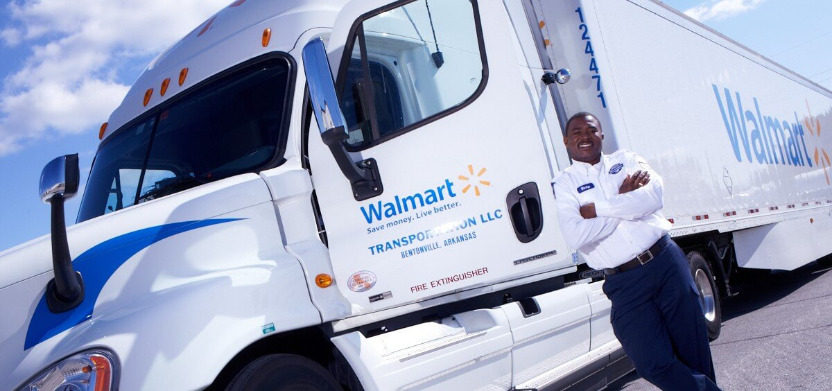 Walmart Truck Driver Jobs For Felons Salary Benefits Job