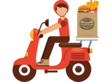 Food delivery jobs for felons